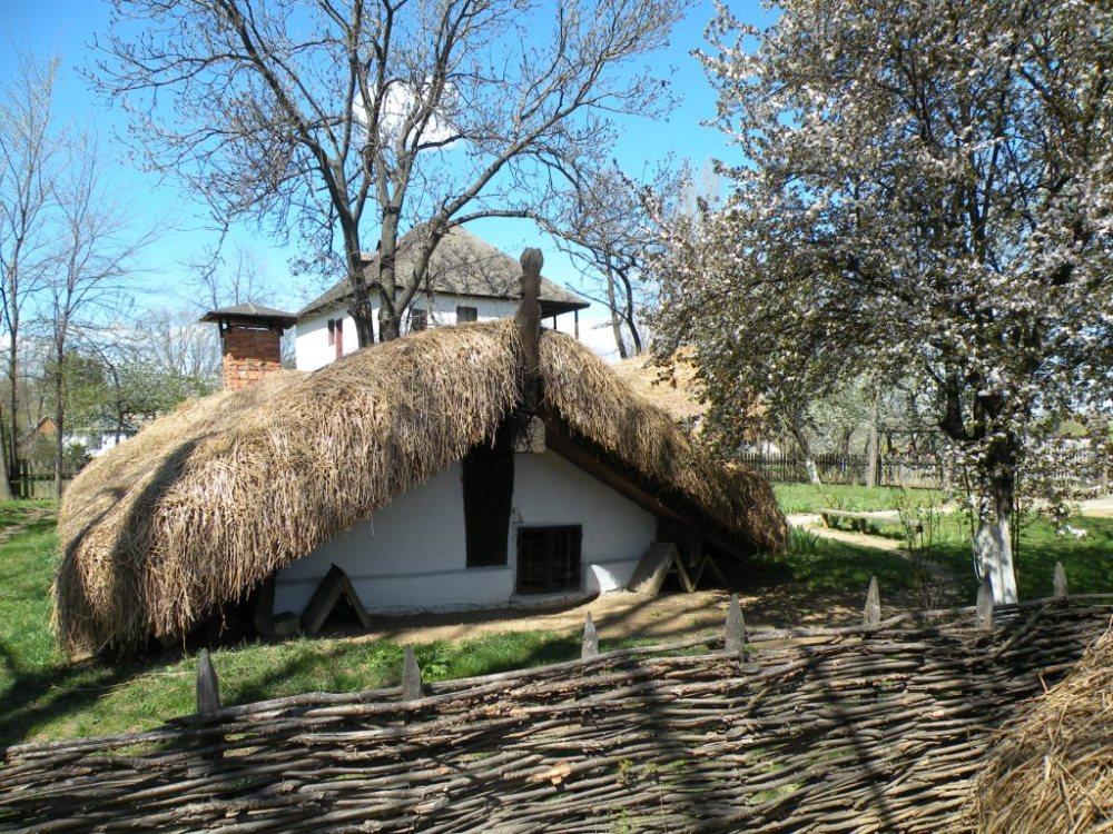 Bordeiul - Locuinţă Tradiţională din Oltenia (3/3)