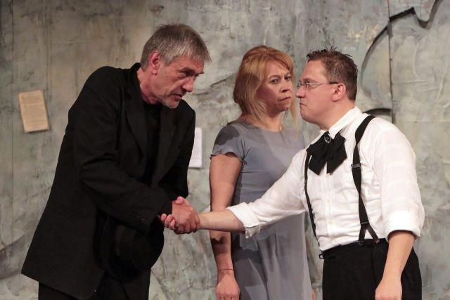 """Festivalul de Teatru de la Caracal """"In memoriam Liviu Ciulei"""", ediția a II-a, 29 aprilie - 6 mai  (2/2)"""